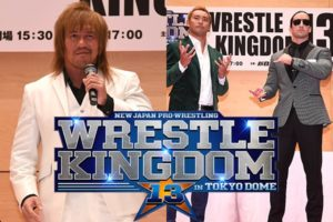 NJPW: Se anuncian los primeros encuentros para Wrestle Kingdom 13 49