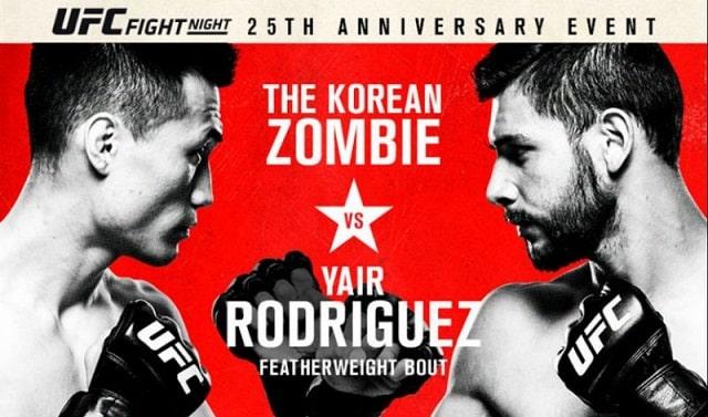 Reacciones a la pelea Korean Zombie vs. Yair Rodriguez en UFC Denver 3