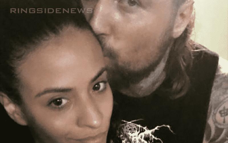 ¡Aleister Black y Zelina Vega contraen matrimonio! 1