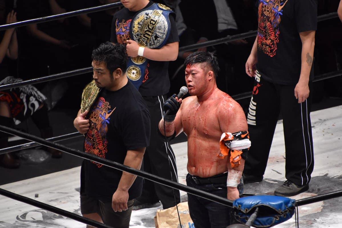 """BJW: """"Ryogukutan 2018"""" Sekimoto y Takahashi se coronan 1"""