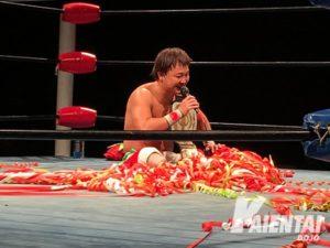 """K-Dojo: """"Grand Slam in Shin-Kiba"""" Kaji Tomato retiene 8"""