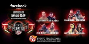 "AAA: Cartel para ""Lucha Capital - Episodio 2"" 20"