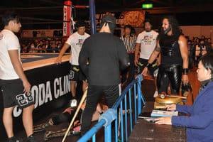 """NJPW: """"World Tag League 2018"""" Día 3 KES y GOD se mantienen a la cabeza 37"""