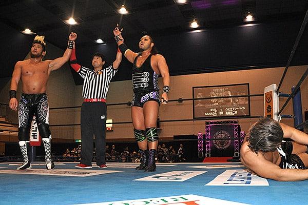 """NJPW: """"World Tag League 2018"""" Día 4 Cinco equipos en la cima 55"""