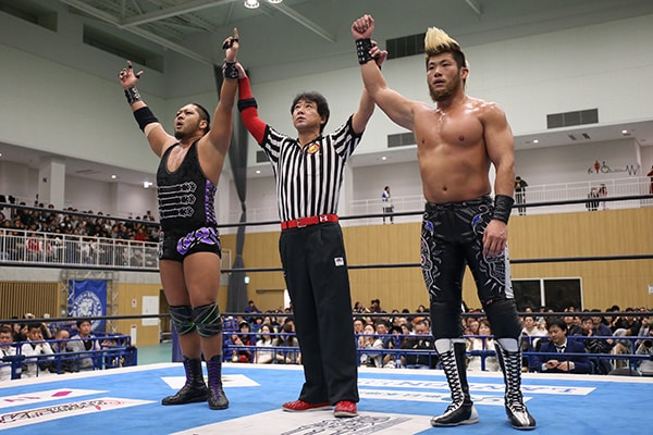 "NJPW: ""World Tag league 2018"" Día 5 LIJ y Best Friends son líderes 49"