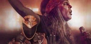 Fusión X: Antro, rock y lucha libre ─ Tinieblas & Roses 7