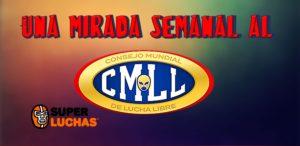 CMLL: Una mirada semanal al CMLL (Del 22 al 26 de noviembre de 2018) 1