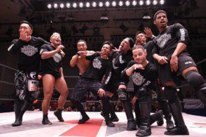 "W-1: ""Wrestle-1 Tour 2018 Autumn Bout"" La traición de Yoshioka 19"