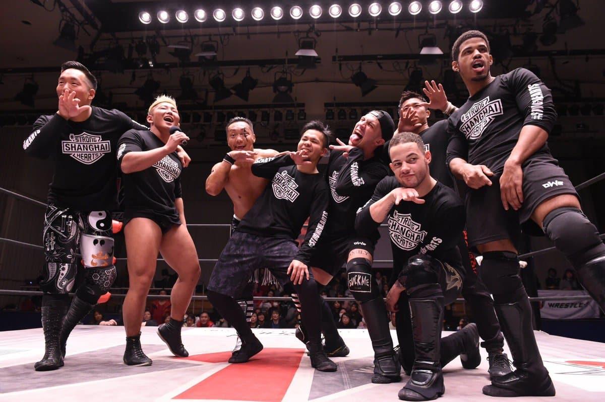 "W-1: ""Wrestle-1 Tour 2018 Autumn Bout"" La traición de Yoshioka 1"