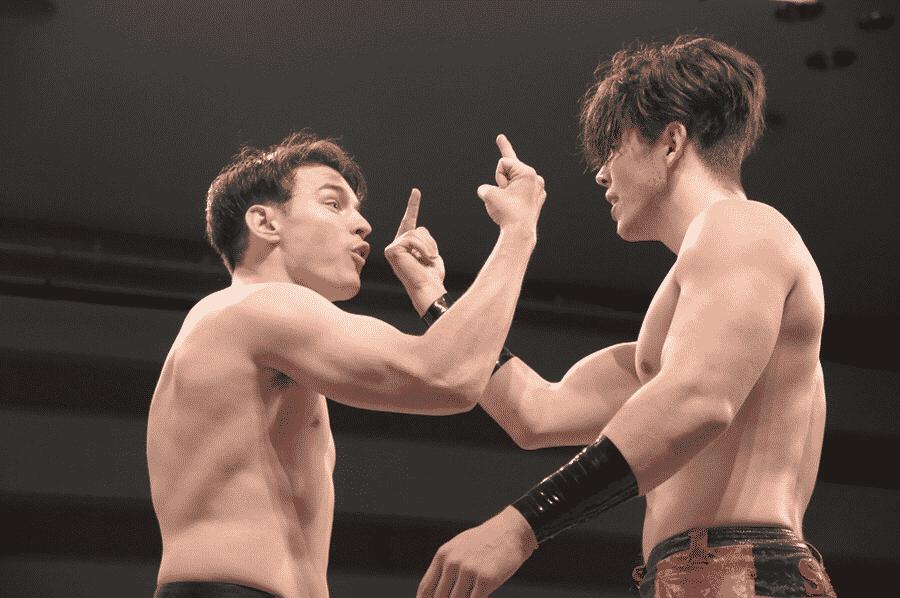 "DDT: ""D-King Grand Prix 2019"" Día 7 Shiozaki retoma la cima 1"