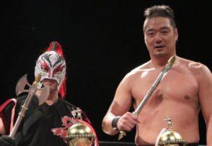 "Zero1: ""Happy Christmas Night"" Sato y SUGI ganan torneo 51"
