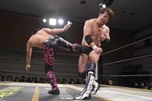 "DDT: ""D-King Grand Prix 2019"" Día 7 Shiozaki retoma la cima 4"