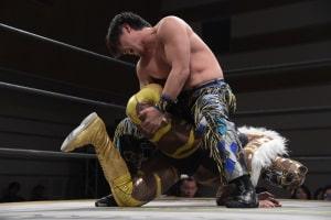 "DDT: ""D-King Grand Prix 2019"" Día 7 Shiozaki retoma la cima 3"
