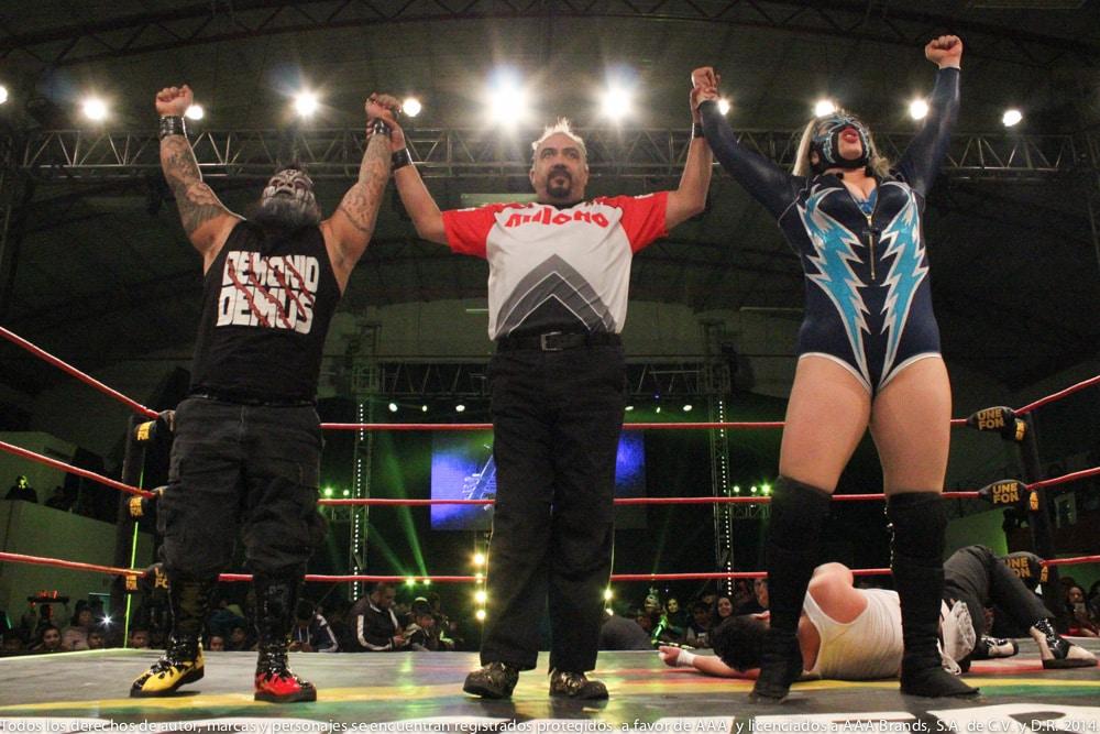 AAA supera a Elite en Cuautitlán 7
