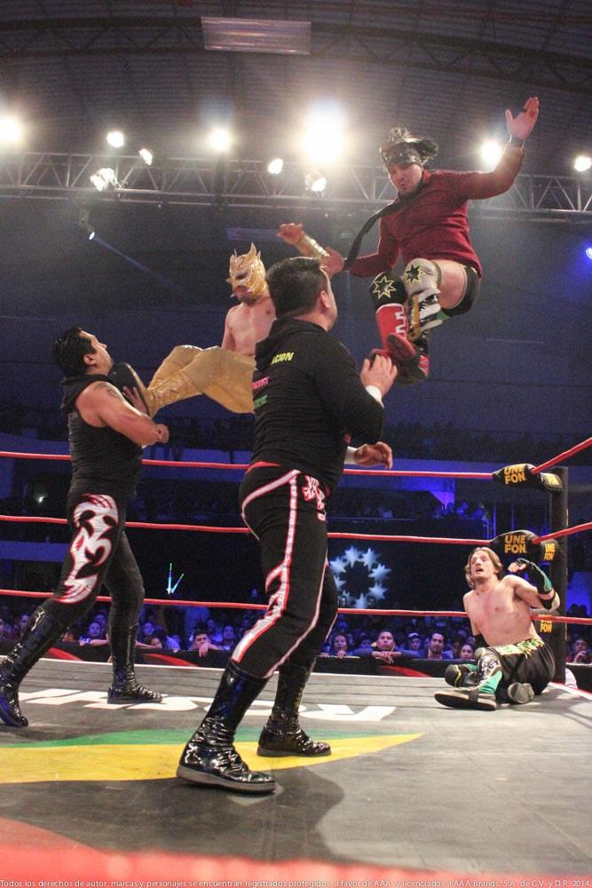 AAA supera a Elite en Cuautitlán 4