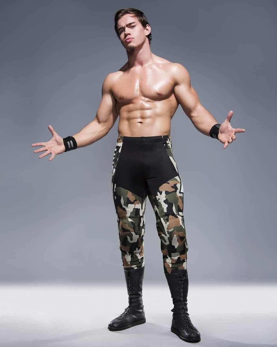 Esta joven promesa quiere que John Cena le pase la estafeta 1