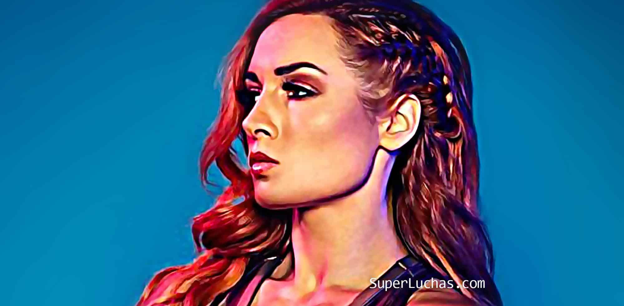 Becky Lynch / WWE / SuperLuchas.com