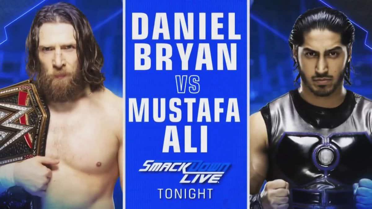 Resultados SmackDown Live (11-12-18) — Noche de grandes duelos 6