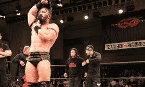 "Dragon Gate: ""Fantastic Gate 2018"" La coronación de PAC 19"