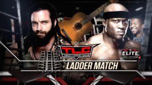 Elias vs. Lashley tendrá una estipulación a lo ECW 3