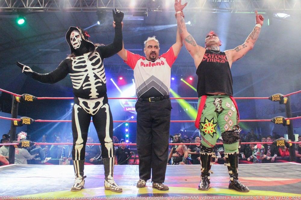 AAA supera a Elite en Cuautitlán 1