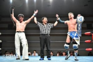 """K-Dojo: """"Kaientai Dojo Yokohama Convention"""" 2 títulos en disputa 13"""