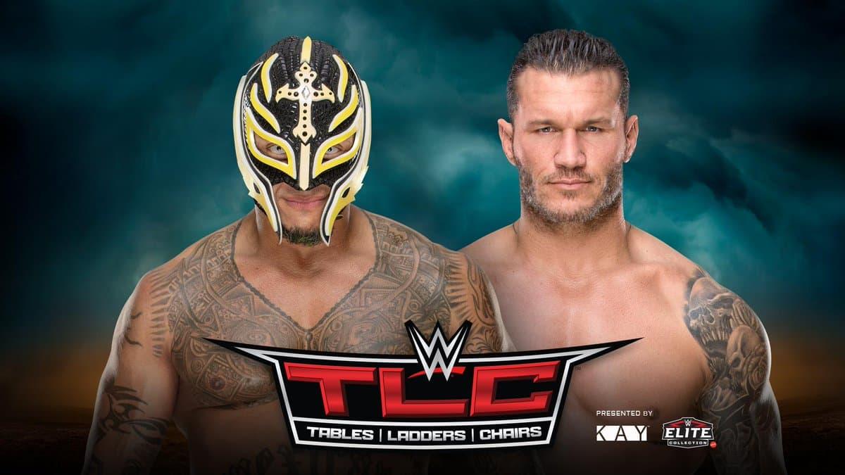 Rey Mysterio vs. Orton confirmada para TLC con su estipulación 1