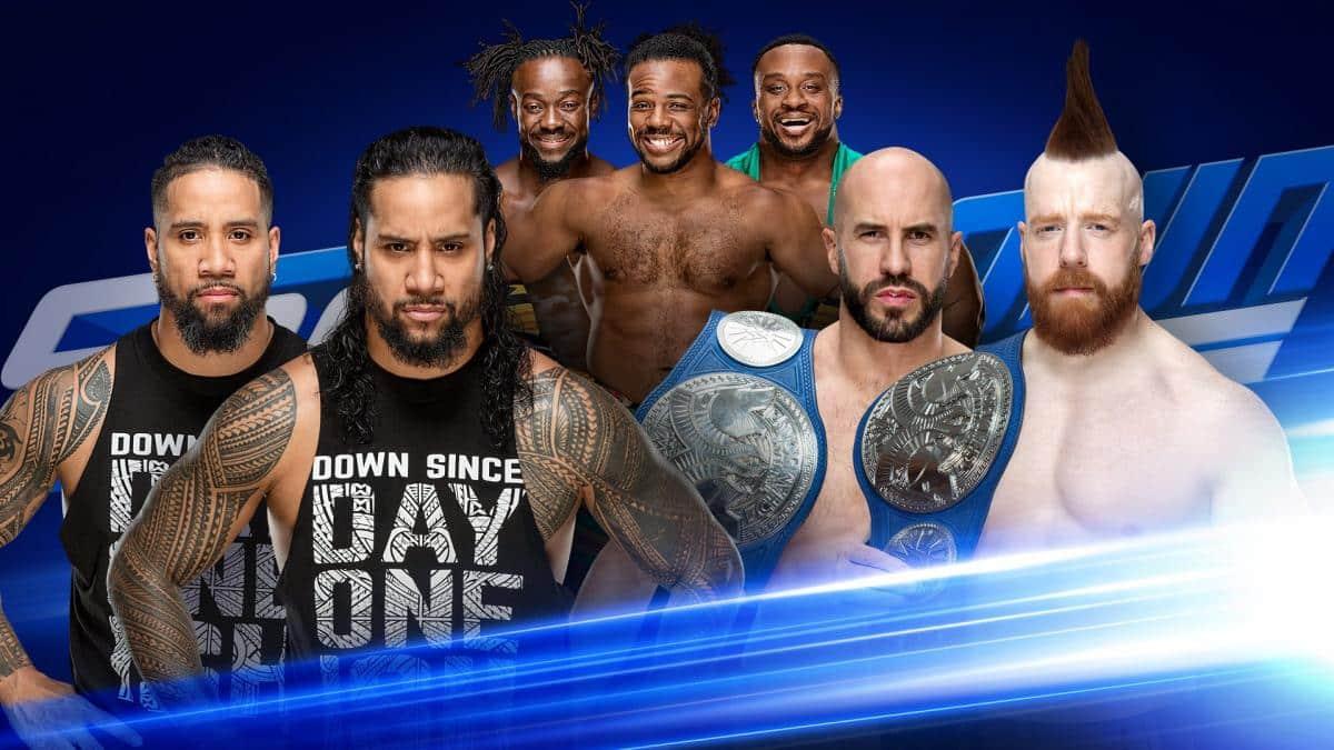 Resultados SmackDown Live (11-12-18) — Noche de grandes duelos 19