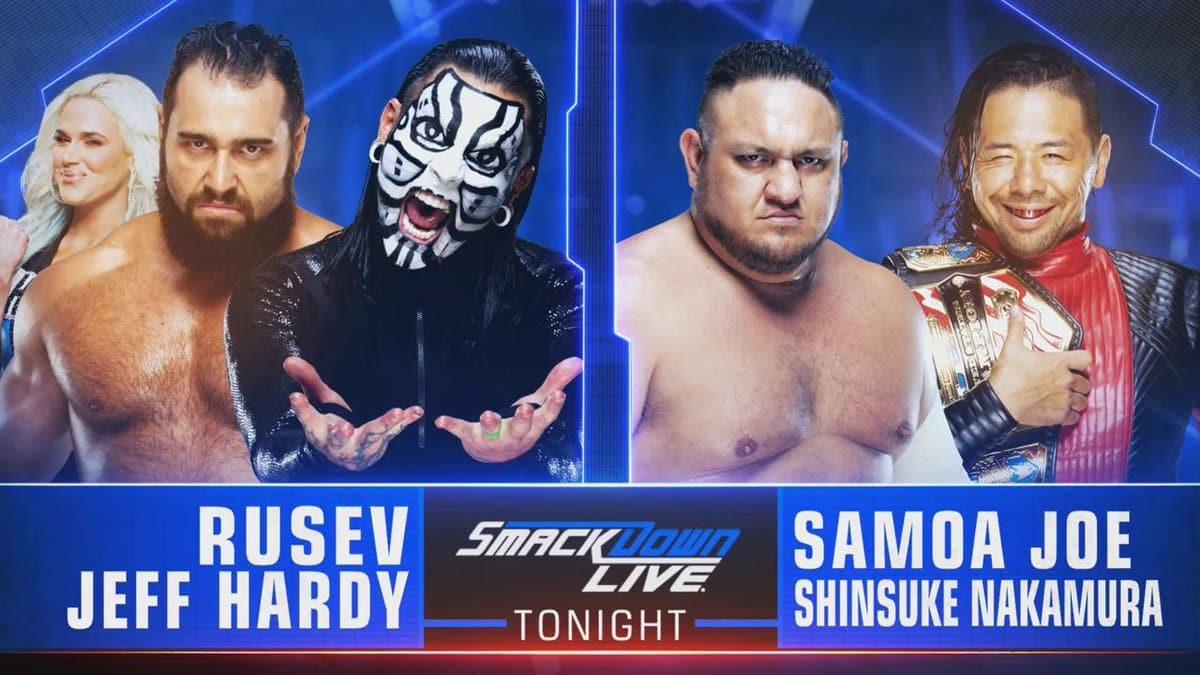 Resultados SmackDown Live (11-12-18) — Noche de grandes duelos 35