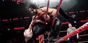 Seth Rollins Baron Corbin