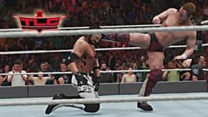 Súper Simulaciones: ¡Así sería WWE TLC 2018! 146