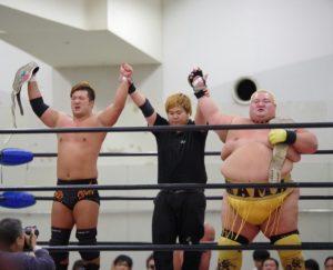 "BJW: ""Big Japan Full Metal"" Ryota Hama tras Sekimoto 1"