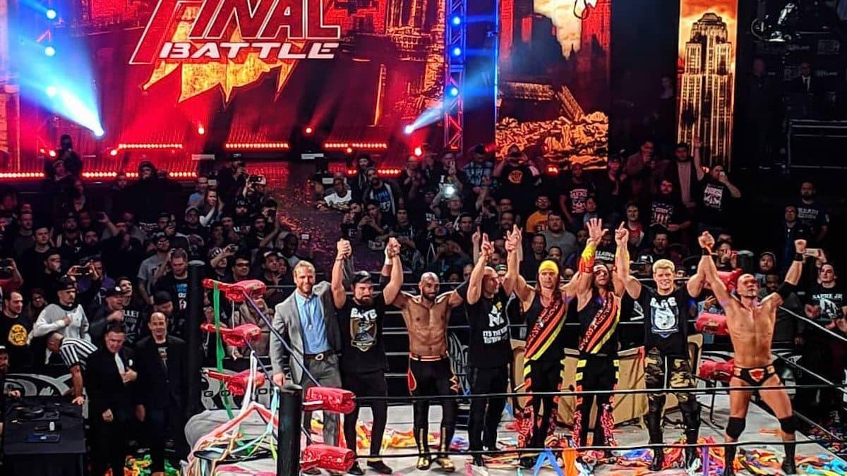 The Elite confirma la creación de All Elite Wrestling 1