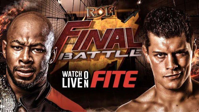 Las indirectas que los Young Bucks lanzaron a WWE ayer en ROH Final Battle 1
