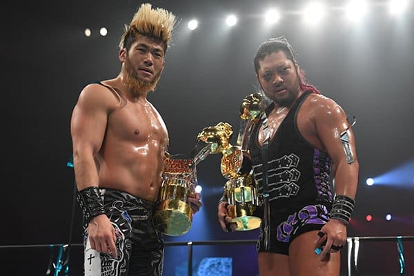 "NJPW: ""World Tag League 2018"" Los Ingobernables de Japón triunfan 1"