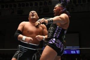 """NJPW: """"World Tag League 2018"""" Día 10 LIJ siguen imparables 28"""
