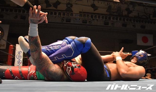 """RJPW: """"World Mask Man Tournament"""" Black Tiger Jr. gana, mexicanos invitados 6"""