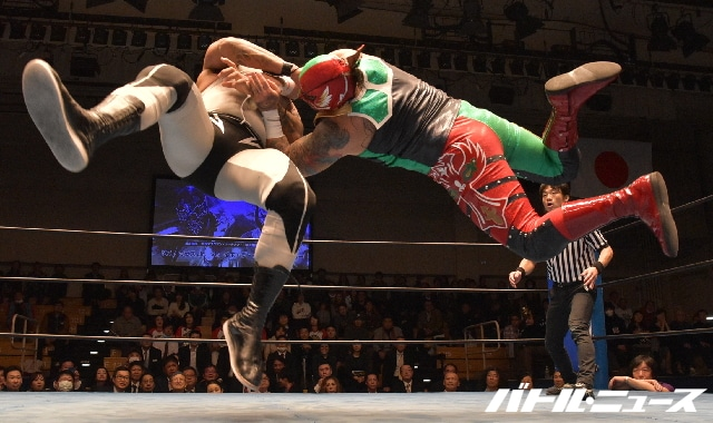 """RJPW: """"World Mask Man Tournament"""" Black Tiger Jr. gana, mexicanos invitados 4"""