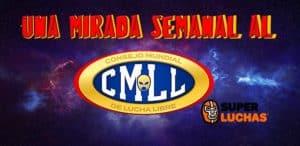 CMLL: Una mirada semanal al CMLL (Del 29 de nov. al 3 de dic. de 2018) 5