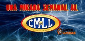 CMLL: Una mirada semanal al CMLL (Del 6 al 12 de diciembre de 2018) 7