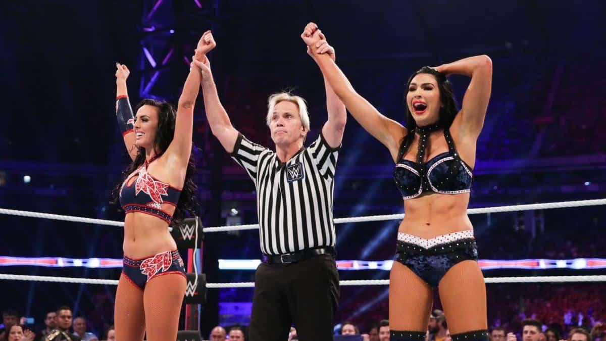 Futuro de The IIconics en WWE