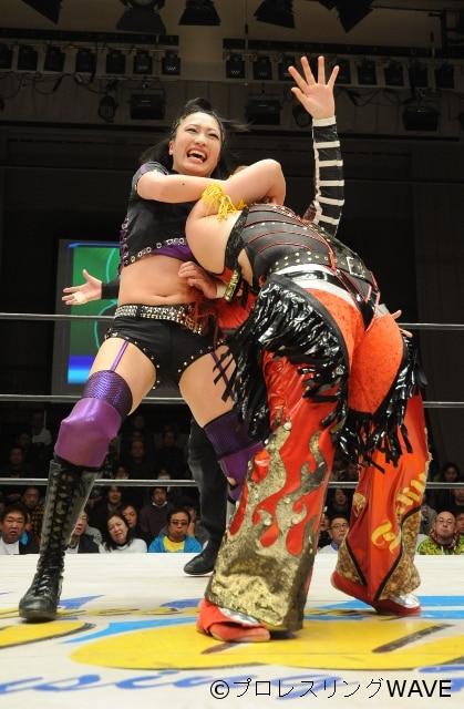"WAVE: ""Phase 1 Final ~Kick Out"" El adiós de Misaki Ohata 4"