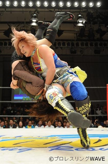 "WAVE: ""Phase 1 Final ~Kick Out"" El adiós de Misaki Ohata 5"