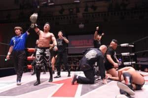 "W-1: ""Wrestle-1 Tour 2019 Sunrise"" T-Hawk destrona a Ashino 7"