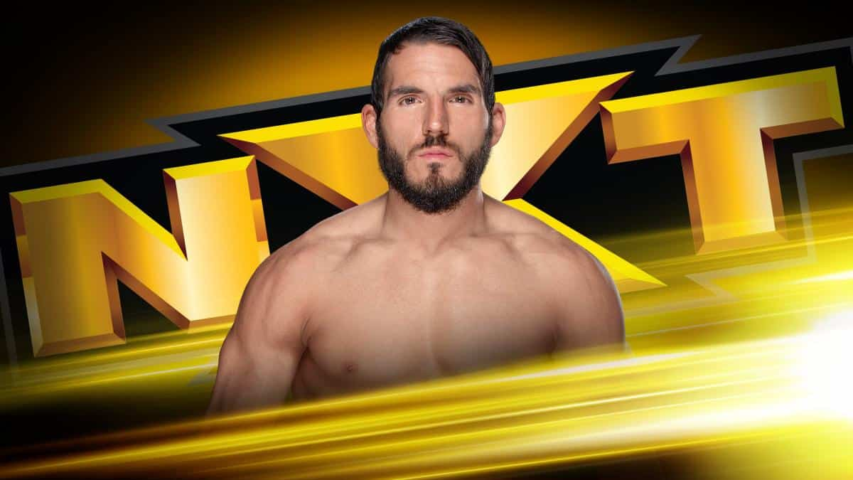 Johnny Gargano es fiel a NXT