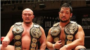 """BJW: """"To Was Gat Early"""" Strong BJ destrona a Violent Giants 43"""