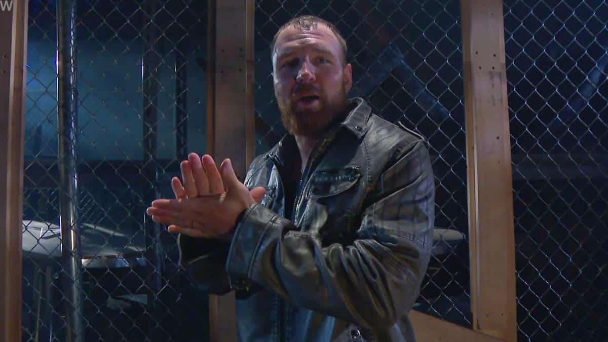 Así anunció Jon Moxley a Vince McMahon y Triple H que dejaba WWE 1