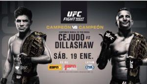"""""""Big"""" John McCarthy se pronuncia sobre pelea Cejudo vs. Dillashaw 2"""
