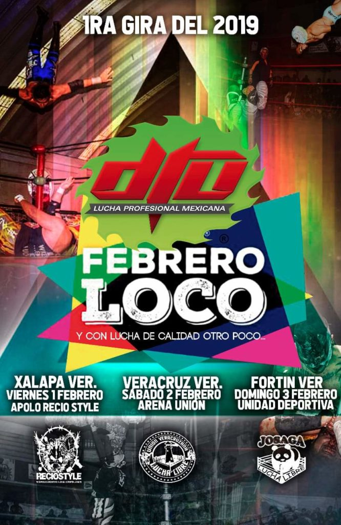 "DTU: En el mes del amor llega ""Febrero Loco"" 3"