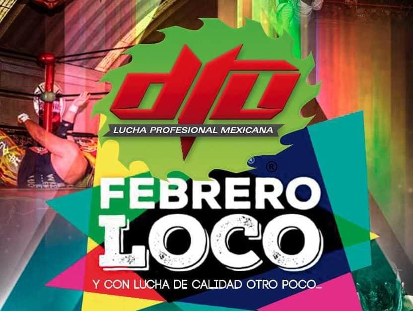 "DTU: En el mes del amor llega ""Febrero Loco"" 13"